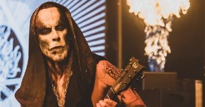 Vocalista de banda metal fue condenado por pisotear una imagen de la Virgen María
