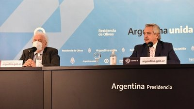"""""""Vacunagate"""" en Argentina: Alberto Fernández pidió la renuncia del ministro de Salud"""