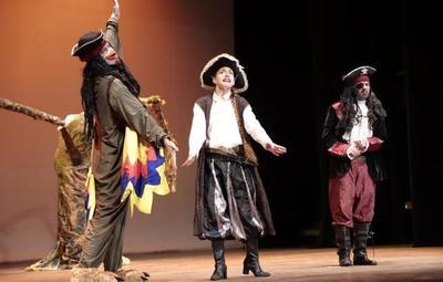 """Últimas dos funciones de """"Piratas y el tesoro perdido"""""""
