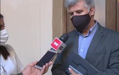 """Caso Roque """"PyGuasu"""": Abogado defensor se reúne con el Ministro del Interior"""