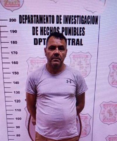 """Roque """"Py Guasu"""" se entregará tras la promesa de garantía del ministro del Interior"""