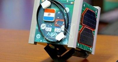 La Nación / GuaraníSat-1: el primer satélite paraguayo se lanza hoy a las 14:36