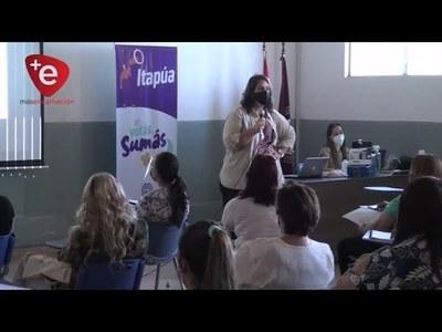 PROMUEVEN LA PARTICIPACIÓN POLITICA DE MUJERES EN ITAPÚA
