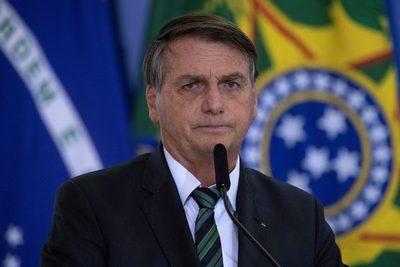 """""""La semana que viene tendremos más"""", dice Bolsonaro tras cambio en Petrobras"""