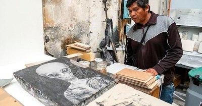 La Nación / El Chaco a través del arte de Clemente