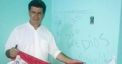 La Nación / Tras salir de la cárcel, sigue su campaña