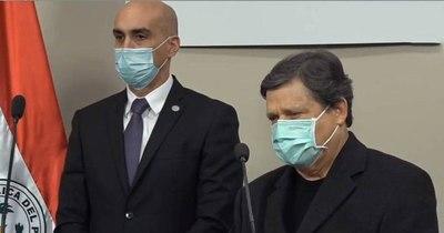 """La Nación / """"Tenemos que evitar el vacunatorio vip"""", advierte el canciller"""