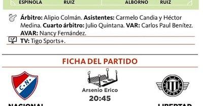 La Nación / Dos partidos con muchas bajas