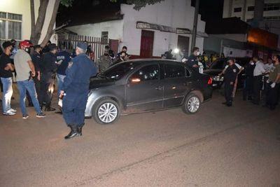 Dos personas asesinadas en tiroteo en Pedro Juan Caballero