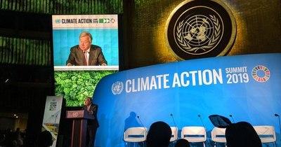 La Nación / Consejo de Seguridad se reunirá para evaluar impacto de cambio climático sobre la paz mundial