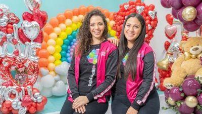 Hermanas venezolanas baten Récord Guinness creando arte con globos