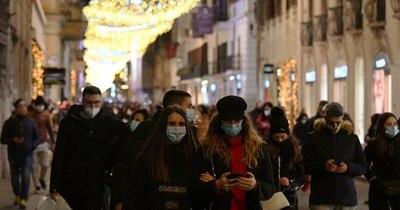 La Nación / En Italia preocupan variantes del COVID-19 y aglomeraciones en las ciudades