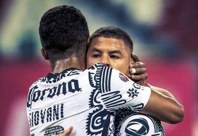 Richard Sánchez anotó para el América que es líder en México