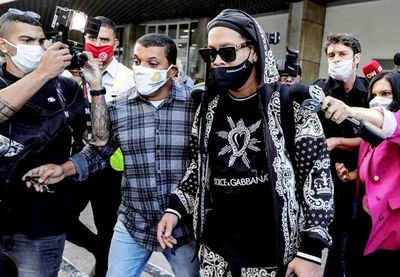 Falleció la mamá de Ronaldinho tras complicaciones ocasionadas por covid