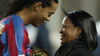Mamá de Ronaldinho falleció a causa del coronavirus