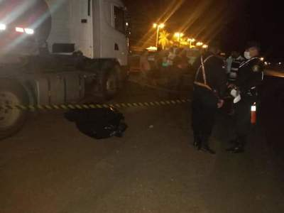 Accidente de tránsito con derivación fatal en San Juan Bautista
