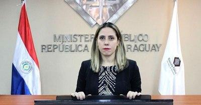 La Nación / Caso Olga Feliciángeli: fiscal imputó a detenido por homicidio doloso y robo agravado