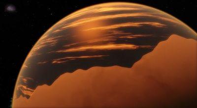 La NASA descubre un exoplaneta de 10.000 millones de años, un 50 % más grande que la Tierra