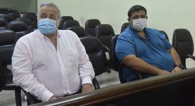 Fiscalía y defensa presentan alegatos iniciales en juicio a OGD y su hijo