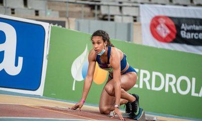 El insólito error humano que dejó sin el oro a la atleta María Vicente