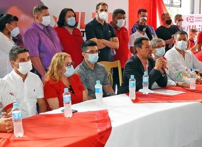 Dirigentes RECHAZAN IMPOSICIÓN de la precandidatura de Ulises Quintana