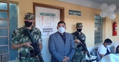 La Nación / COVID-19: 90 funcionarios del Hospital de Trinidad serán vacunados hoy