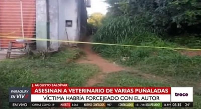 Asesinan a veterinario en J. Augusto Saldívar