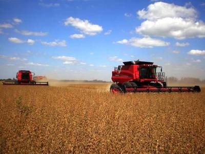 USDA estima expansión de envíos de soja de Paraguay para el 2030