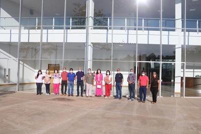 Inversionistas de Portugal visitaron Circuito Vivencial del Mundo Guaraní