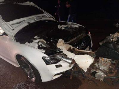 Dos accidentes fatales en Alto Paraná