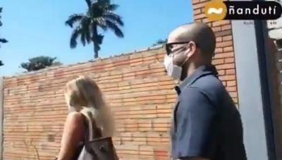 Zapag y esposa admiten violación de cuarentena y ofrecen donación