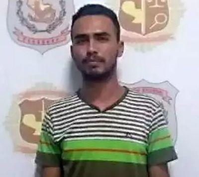 Supuesto asesino que decapitó a dos hermanas en Pedro Juan fue detenido en Ponta Porã