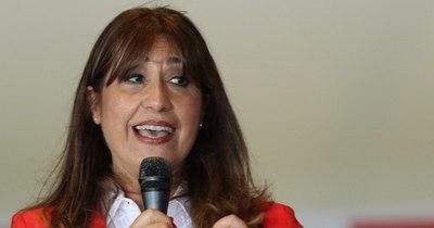 """La Nación / Agüero apunta contra Lilian Samaniego y el vicepresidente: """"La gente pide renovación"""""""