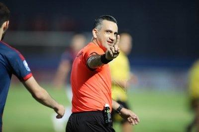 Los árbitros para la regularización Guaireña-Libertad