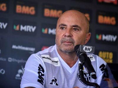 Sampaoli se despide del Atlético Mineiro