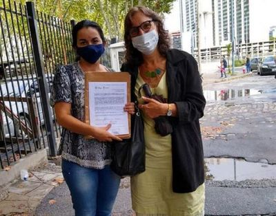 Argentina concede refugio político a familia de Carmen Villalba