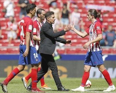 """Crónica / """"Diego Simeone no tiene corazón"""", aseguró Filipe"""