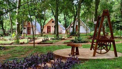 El primer establecimiento rural de Santa Rosa de Lima dispone de diversidad de alojamientos y actividades para la familia