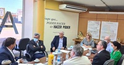 La Nación / Ven potencial en industrias del agronegocio
