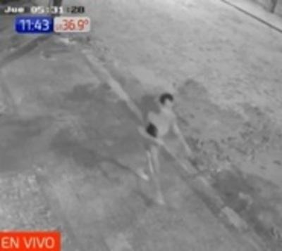 Crimen de Olga Feliciángeli: Revelan circuito cerrado clave
