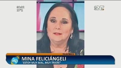 Caso Olga Feliciángeli: Conversamos con Mina Feliciángeli