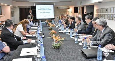 Cancillería pone a disposición de organizaciones civiles documentos sobre Anexo C del Tratado de Itaipú