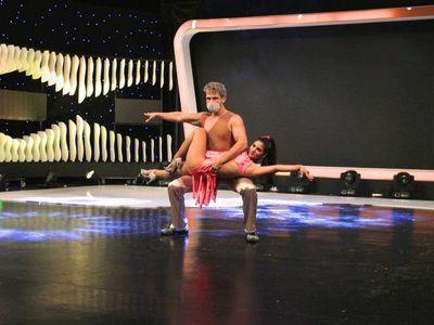 Debutaron nuevas parejas en El Conejo Dance