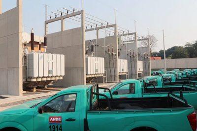 ANDE registra récord de consumo de energía eléctrica