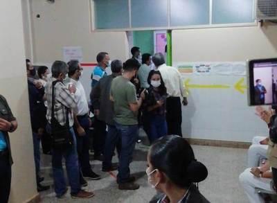 Inicia vacunación anti Covid en Concepción