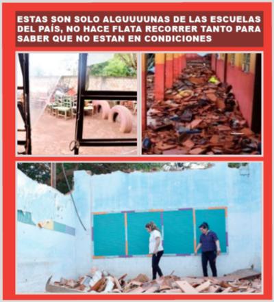 EL MEC PRETENDE QUE LOS DOCENTES SE VIREN PARA INICIAR LAS CLASES