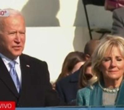 Joe Biden, el 46° Presidente de Estados Unidos