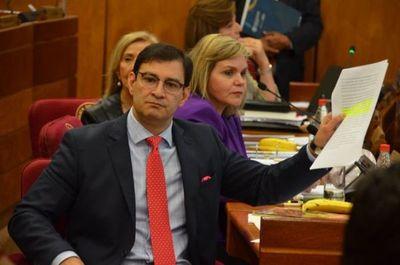 Beto Ovelar rechaza declaraciones soberbias y arrogantes de Villamayor