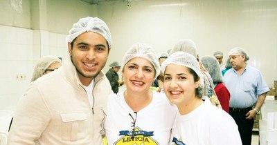 La Nación / Emprendedores LN: reinventó un negocio tradicional de chipa de 30 años