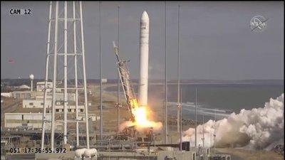 Primer satélite paraguayo fue lanzado al espacio